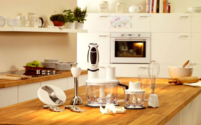 Блендер-помощник на кухне